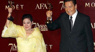 Nora and Eddie top Asian film Awards