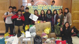 Miles MacDonell Students Raise $3,216