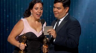 Filipinos shine as a Nobel Peace Prize winner; Oscar's best original  song; Sochi's heroes!