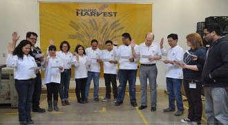 Quezon Province Association of Manitoba (QPAM) turns volunteerism into community work at Winnipeg Harvest