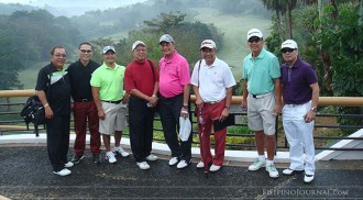 20th Golf Jamboree Philippine Tour ANA 2014