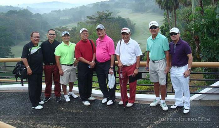 20th Golf Jamboree Philippine Tour ANA 2014