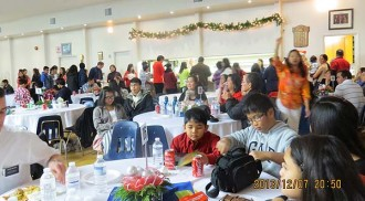 Southeast Manitoba Filipino Association celebrates family Christmas
