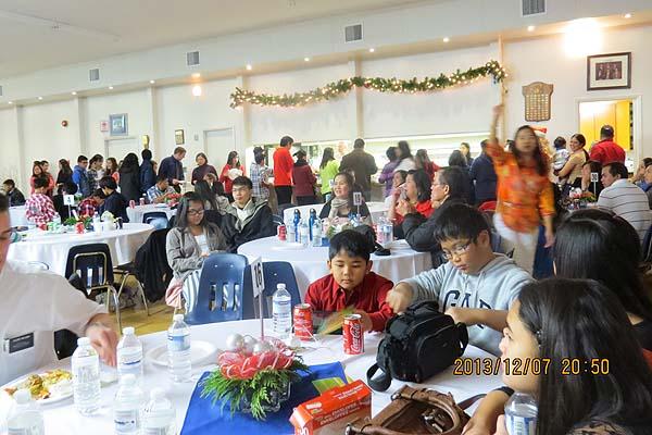 Southeast Manitoba Filipino Association celebrates family Christmas