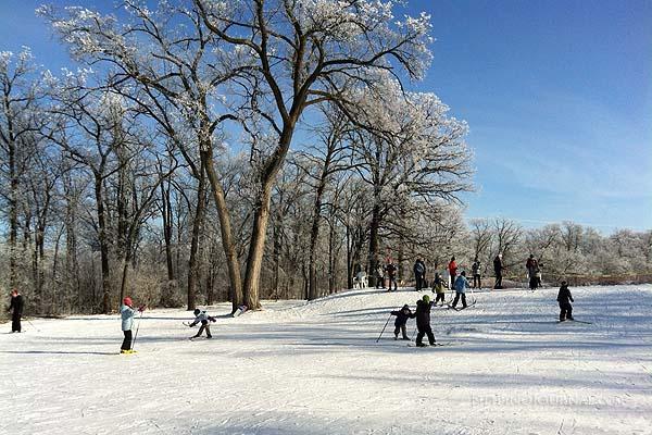 Winnipeg colder than Mars? I don't think so!