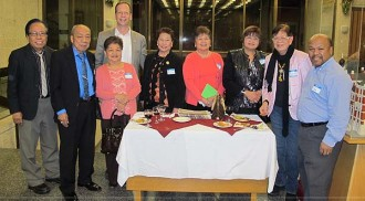 Various leaders grace Citizen Equity Committee's reception at  City Hall