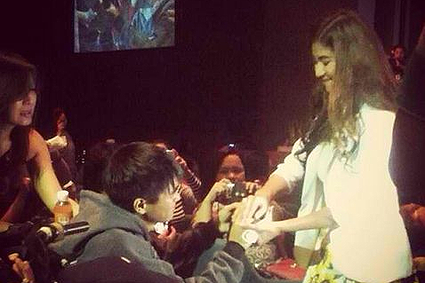 Youtube sensation, Jamich, Now Engaged!