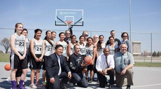 More Kids to Have More Opportunities To Pursue their Passion for Basketball