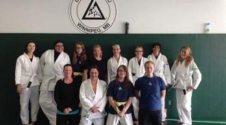Free Jiu-Jitsu For Women
