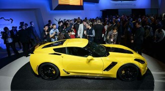 2014 Detroit Auto Show: A whole lot of cars!