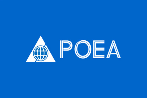 POEA says 120 jobs in Taiwan available for Filipinos