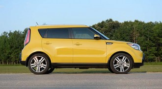 2014 Kia Soul SX Luxury