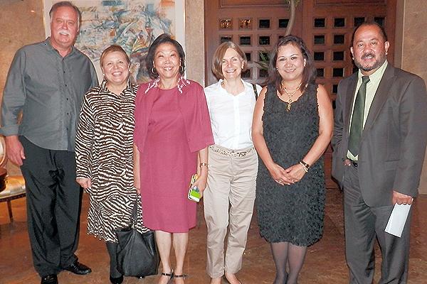 Senator Enverga meets with new Philippine Ambassador to Canada