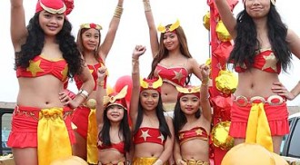 DARNA! We're all superheroes!