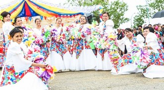 Street Festival Highlights Beauty of Philippine Culture