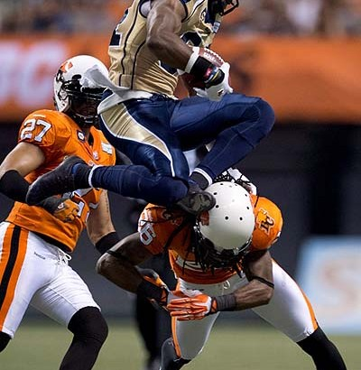 Bombers lose Labour Day Classic & Banjo Bowl, Willy injured against Lions