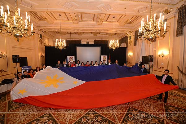 An evening with Philippine Tourism