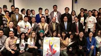Ambassador Gatan Launches First Summit of Young Filipino-Canadian Leaders