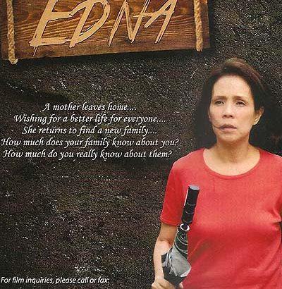 Irma Adlawan portrays suffering OFW