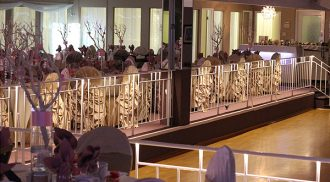 Patricia's Ballroom & Banquet Hall: a real gem for your parties!
