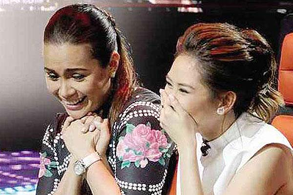 Lea Salonga talks about lessons from 'The Voice'