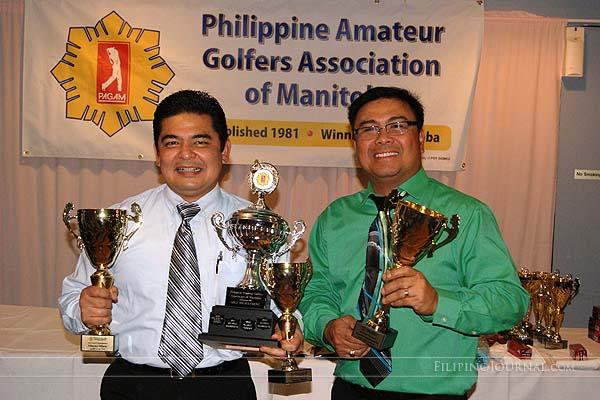 Consider, Philippine amateur golf
