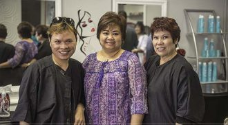Grand Opening of Evangeline's Hair FX