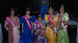 Crowning of Miss OFSAM  Milagros Briol 2014 highlights OFSAM's 37th Anniversary Celebrations