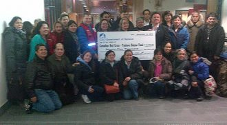 Nunavut offers $25,000 donation to the Philippines