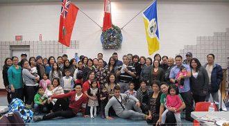Pasig Association celebrates family Christmas