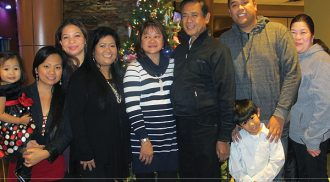 Myrna's Cafe & Catering Christmas dinner