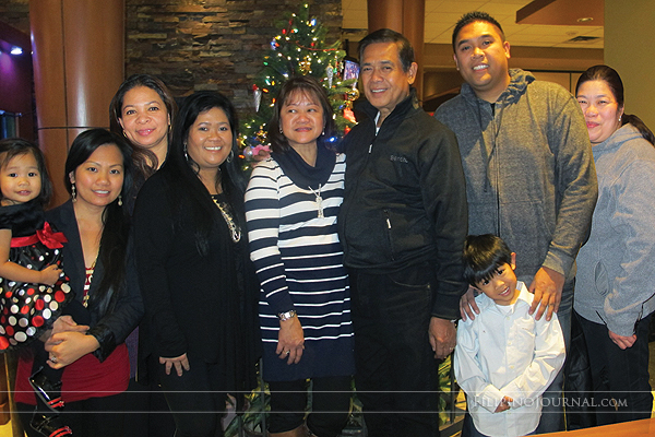 Myrna's Cafe & Catering Christmas dinner