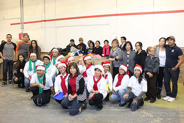 QPAM brings Christmas cheers to homes and offices
