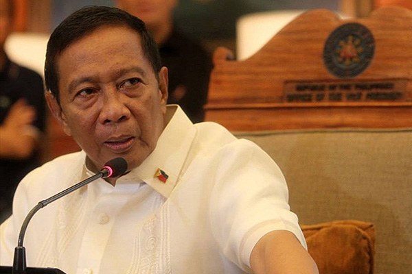 Binay not quitting Cabinet, wants to face Senate