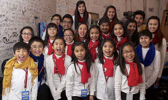 (SHOW) for the Philippines raises $120,000