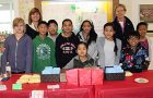 Ecole Victoria-Albert School raised $430.00 for the Philippines