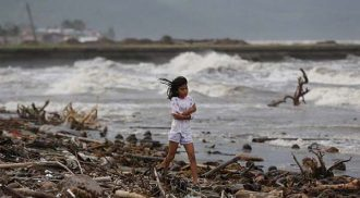 Canadian Red Cross supporting relief efforts in Philippines as Typhoon Hagupit makes landfall