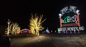 Pack your cars for Winter Wonderland