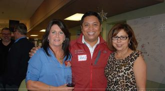 JS Furniture Gallery fundraising benefits St. Amant Centre and A Port in the Storm