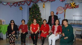 OFSAM celebrates Christmas