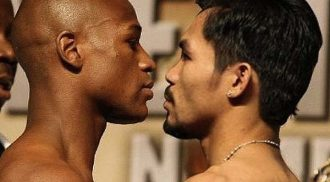 AP sports columnist says Mayweather must fight Pacquiao