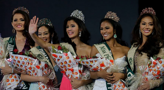 Phl bet is Miss Earth 2014
