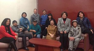 Philippine Heritage Council of Manitoba elect new executive committee for 2014/15