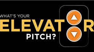 Promote Your Value: Develop an Elevator Pitch
