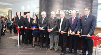 Entegra Credit Union Grand Opening