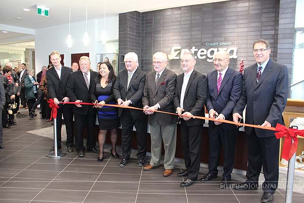 Entegra Credit Union Grand Opening