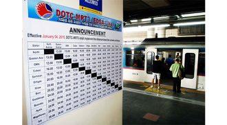 MRT and LRT Fare Hike Starts