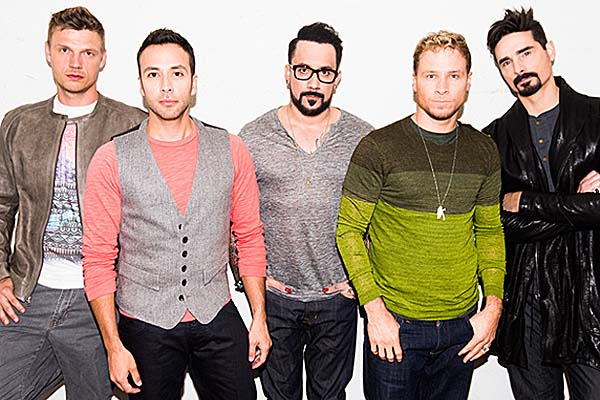 Backstreet Boys is coming to Manila