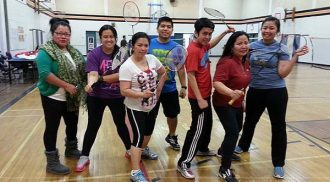Badminton Smashers Open Gym February to June