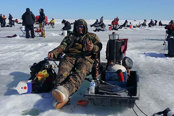 Angler Young Angler (AYA) Ice Fishing Derby